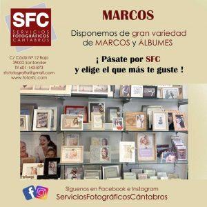 Marcos y Albumes Santander