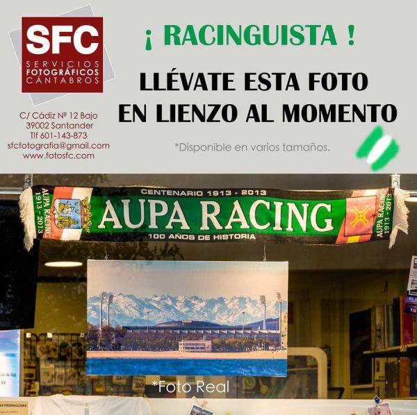 Lienzo Racinguista
