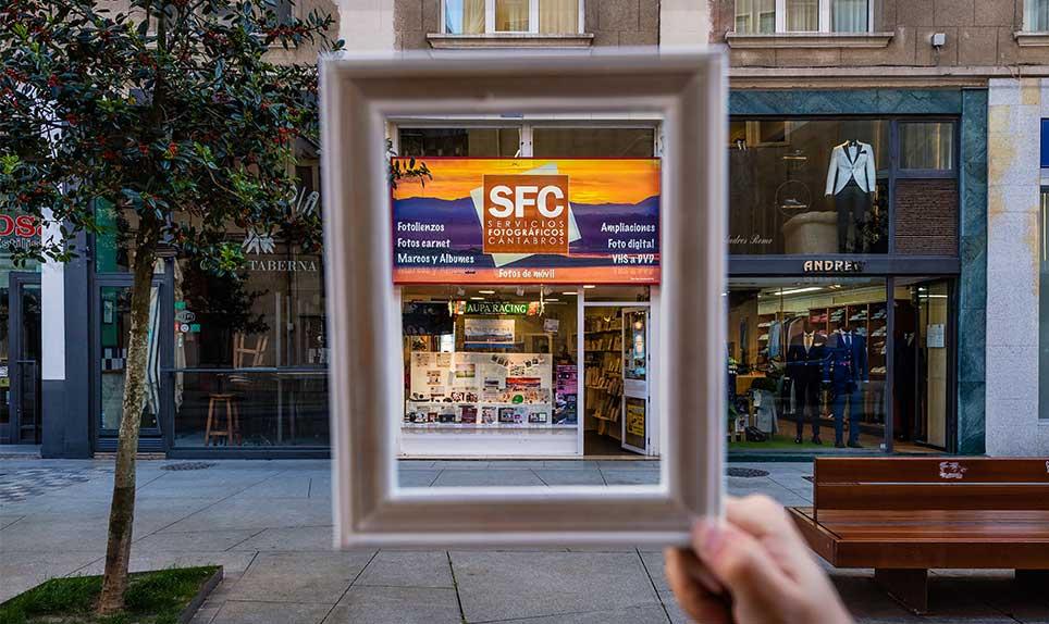 Tienda de Fotografía Santander